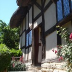 Anne Hathaway's house, Stratford upon Avon